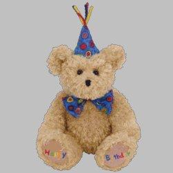 Ty Happy Birthday - Bear - 1