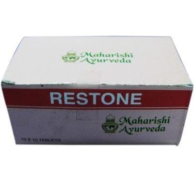 Restone - Maharishi Ayurveda Restorative Rasayana For Women - 500Mg - 100 Tablets