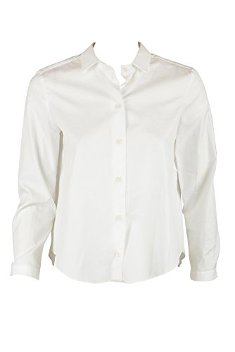cacharel-womens-white-long-sleeve-collared-poplin-button-down-top-36