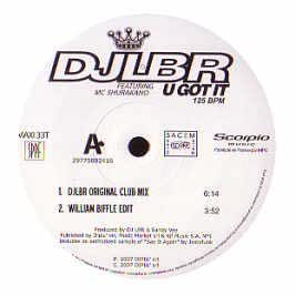 DJ LBR Feat. MC Shurakano This Party
