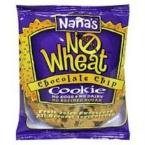 Nanas Cookie Company Nana's Cookie No Wheat Chocolate Chip 3.5 oz Chocolate Chip 12 Cookies
