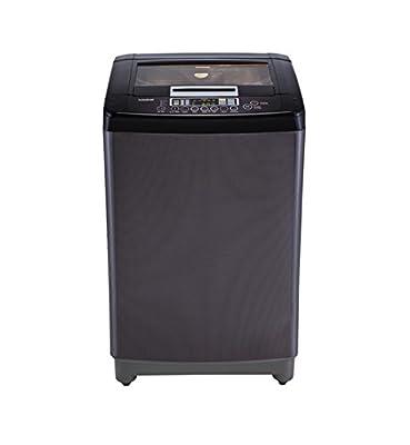 LG T8567TEELK Fully-automatic Top-loading Washing Machine (7.5 Kg, Black)