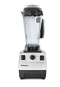 Vitamix 5200 White - 7 Yr Warranty Variable Speed Countertop Blender with 2+ Hp Motor (64 OZ, WHITE)