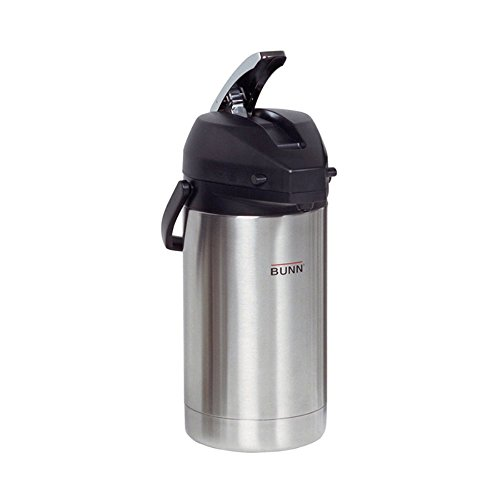 BUNN-32130-30-Liter-Lever-Action-Airpot-Stainless-Steel
