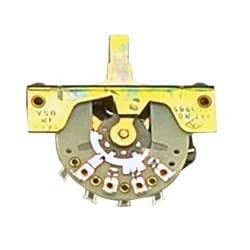 5-Way Switch for Strat The Original CRL Switch Allparts EP-0076-000