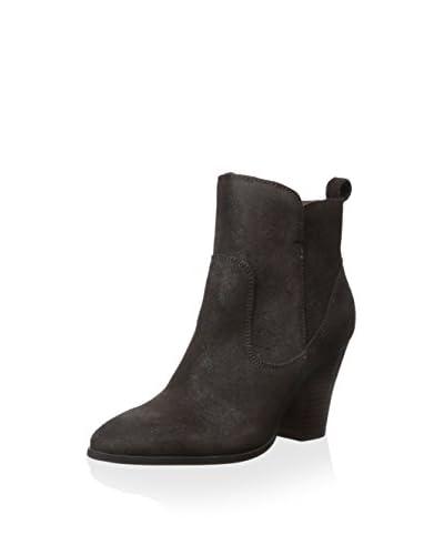 Donald J Pliner Women's Ankle Bootie  [Dark Brown]