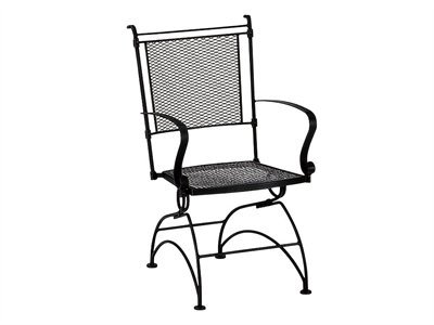 Woodard 7X0066 Bradford Coil Spring Dining Chair