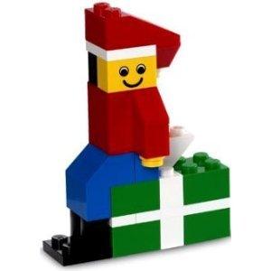Lego Christmas Elf Boy #10165