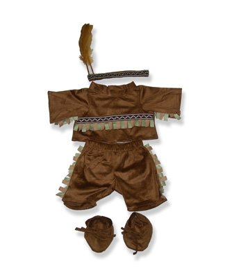 Indian Boy Outfit Teddy Bear Clothes Fit 14