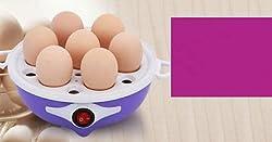 Multifunction Seven Eggs Electric Egg Cooker Egg Steamer Egg Poacher