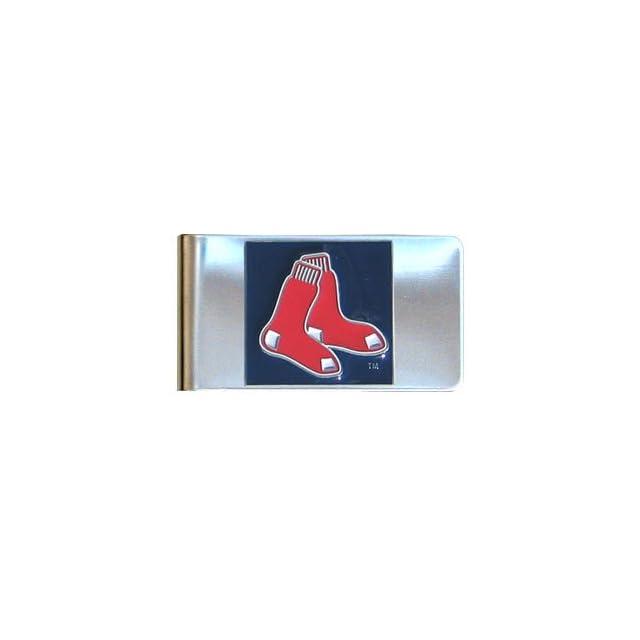 Major League Baseball Boston Redsox Money Clip