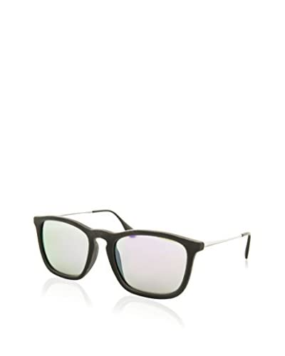 Ray-Ban Women's RB4187 Chris Sunglasses, Grey