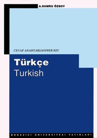 Turkce = Turkish