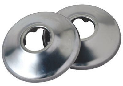 Master Plumber 220-624 MP Pipe Cover, 1/2-Inch, 2PK (Pipe Cover Chrome compare prices)
