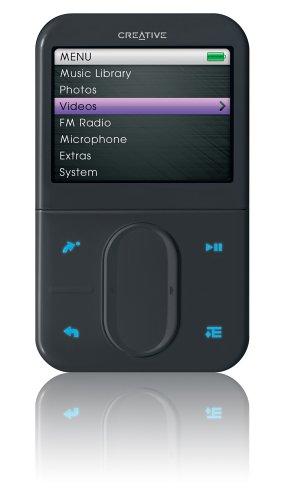 Creative ZEN VISION:M - Digital player / radio - HDD 30 GB - WMA Black Friday & Cyber Monday 2014