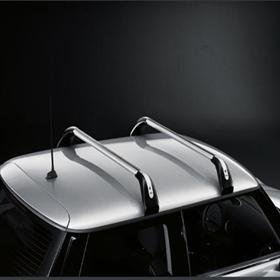 Genuine OEM MINI Cooper Roof Rack Base Support System by MINI Cooper