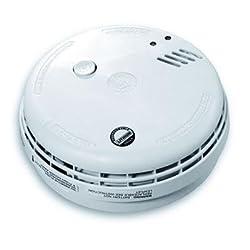 Aico EI166RC 160 Series Optical Smoke Alarm c/w Surface Mounting Kit & Lithium Battery from Aico
