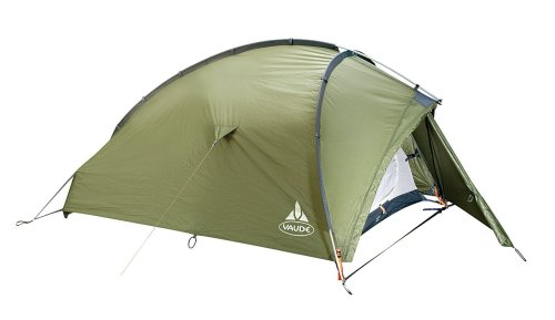 Vaude Taurus II 3 Person Tent Dark Green
