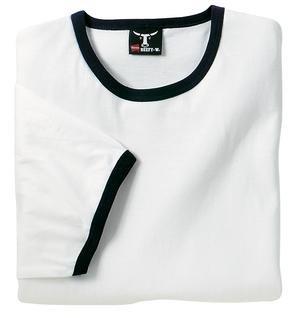 Hanes Beefy - Ringer T-Shirt White/Black-L - Buy Hanes Beefy - Ringer T-Shirt White/Black-L - Purchase Hanes Beefy - Ringer T-Shirt White/Black-L (Hanes, Hanes Mens Shirts, Apparel, Departments, Men, Shirts, Mens Shirts, Casual, Casual Shirts, Mens Casual Shirts)