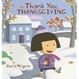 Thank You, Thanksgiving ~ David Milgrim