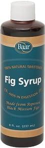 Fig Syrup, 8 oz.