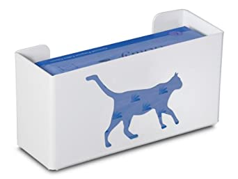 "TrippNT 50851 Priced Right Single Glove Box Holder with Cat, 11"" Width x 6"" Height x 4"" Depth"