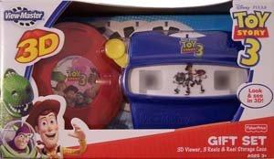 Fisher-Price View-Master 3D Disney/Pixar Toy Story 3 Gift Set