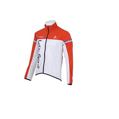(ルコックスポルティフ)le coq sportif ウィンドジャケット QC-570243 RED RED S