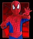 【即納】子どもコスチューム スパイダーマン お子様用Sサイズ【SPIDER-MAN 】ディズニー公式商品