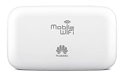Huawei Technology Ltd - 4G LTE Huawei E5377Bs-605 blanc avec connecteur d'antenne 2xTS-9