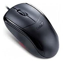 Genius 110X Netscroll USB Mouse - Black