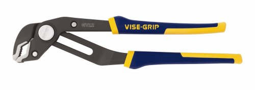 Irwin Industrial Tools 2078112 12-Inch GrooveLock Pliers