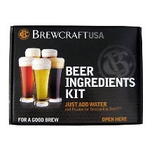 BrewCraft Northlands Nut Brown Ale Kit