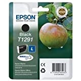 Epson C13T12914011 - INK CARTRIDGE BLACK DURABRITE - F/EPSON STYLUS S22 SX125