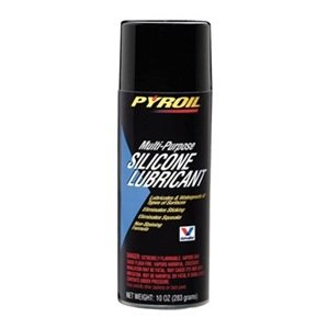 Pyroil SLS10 Silicone Lubricant Spray - One 10 oz. Can