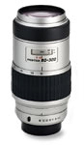 Pentax 80-320Mm Smcp F/4.5-5.6 Lens (Silver) For Pentax-Af Camera