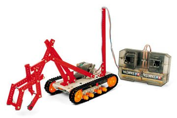Tamiya Remote Control Robot Construction Crawler Educational Model Kit