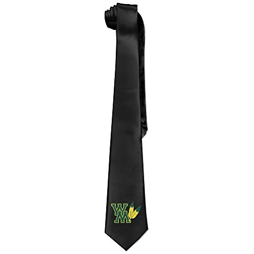ggift-william-w-and-mary-m-logo-mens-fashion-business-solid-necktie-neck-tie