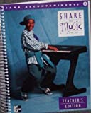 img - for McGraw_Hill Share The Music Grade 6 Piano Accompaniments Teacher's Edition book / textbook / text book