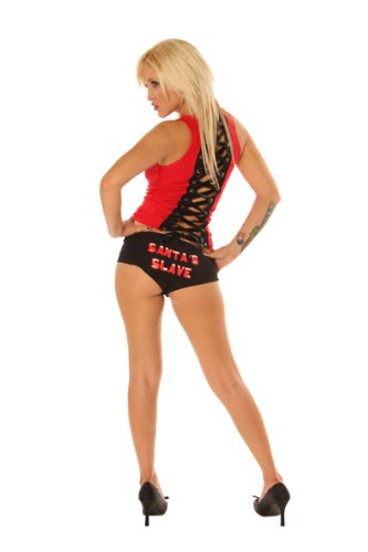 Folter SANTA'S SLAVE HOT SHORTS- All Sizes