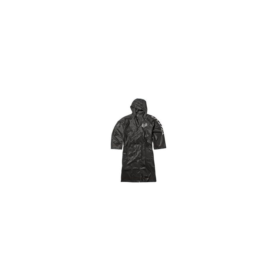 Fox Racing Rain Coat   Medium/Black
