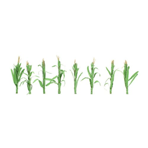 JTT Scenery Products Flowering Plants, Corn Stalks, 2""