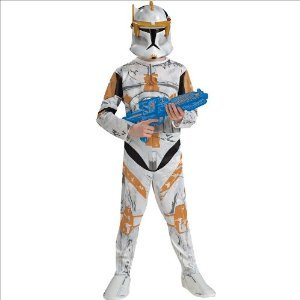 Clone Trooper Commander Cody Adult Costume-XL