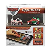 Disney Pixar Cars 2 AppMATes for iPad Shu Todoroki/Francesco Bernoulli