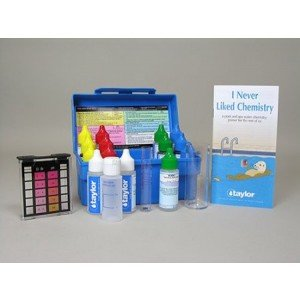 Taylor Technologies K 1005 Pool Test Kit Residential Trouble Shooter Pool Spa