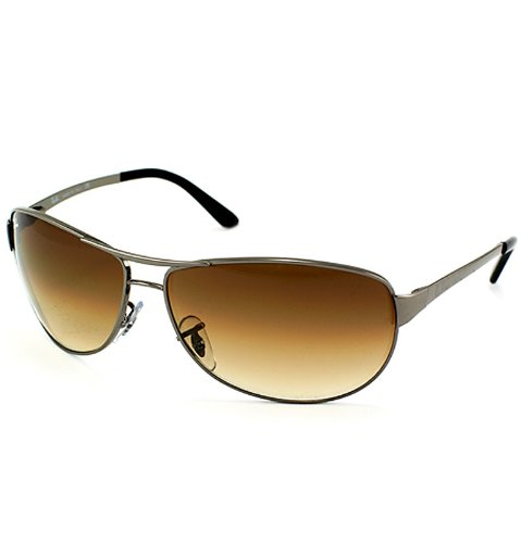 Ray Ban RB 3342 Gunmetal (rb3342-00451)