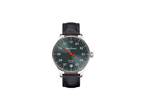 Meistersinger reloj hombre Circularis automática CC907