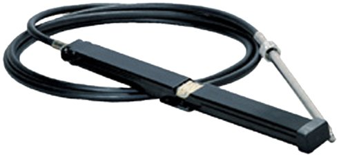 Teleflex SSC13416 16' Back Mount Single Steering Rack Cable
