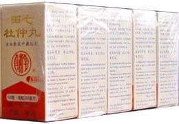 Tienchi Ginseng & Eucommiae Combinaison (Tian Qi