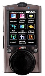 Ectaco Itravl Ntl-2S Spanish - English - Spanish Electronic Text Translator Talking Dictionary And Ultimate Travel Tool Plus The Downloadable Lingvosoft Spanish Translation Software Platinum Pack ($200 Value) As A Free Gift!